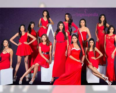 Jamie Herrell Miss Earth 2014 to attend the Finals of Miss Earth Sri Lanka 2015