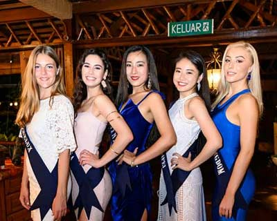 Miss Scuba International 2019 Live Blog Full Results
