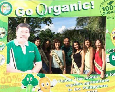 Former Miss Philippines Earth on Environmental Mission
