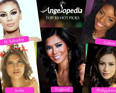 Miss Supranational 2014 Top 10 Favourites
