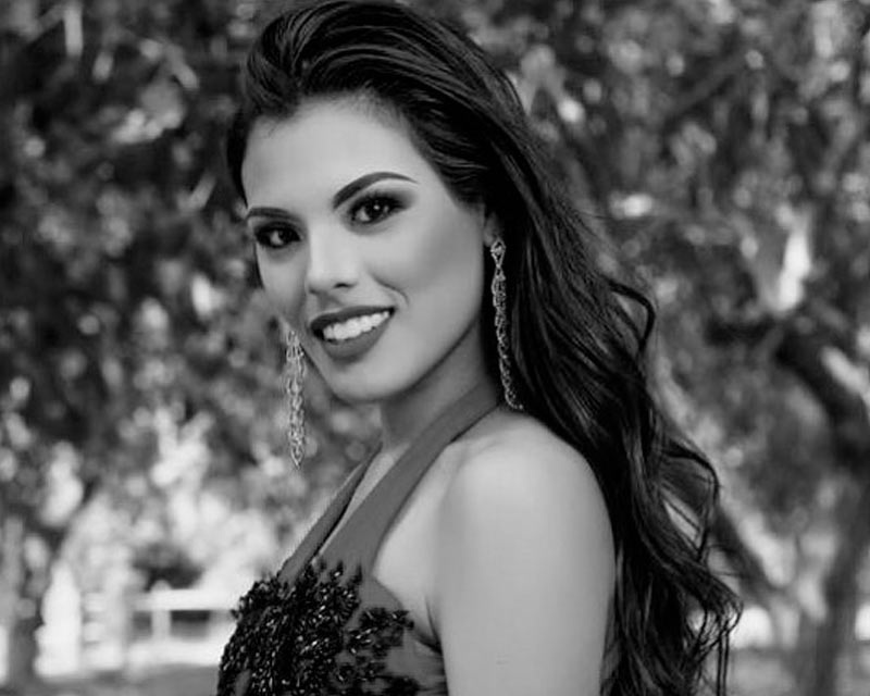 Clarisse Uribe appointed Miss United Continents Peru 2018