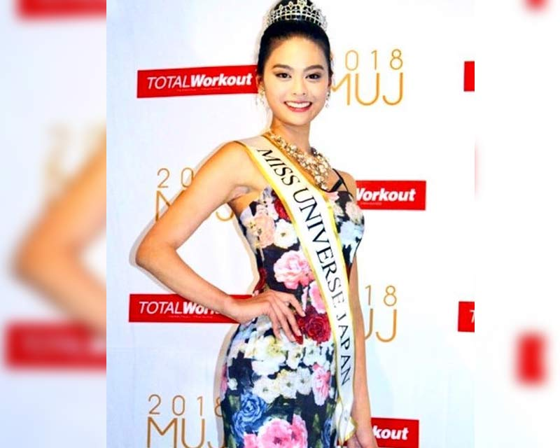 Yuumi Kato crowned Miss Universe Japan 2018