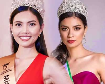 Binibini queens with international pageant experience for Binibining Pilipinas 2020