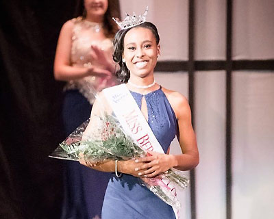 Tamia Hardy crowned as Miss West Virginia 2017 for Miss America 2018
