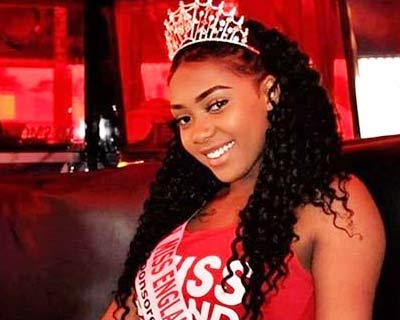 Tia Carter becomes the first virtual finalist for Miss England 2020