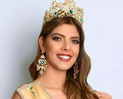 Natalia Manrique appointed Miss Grand Colombia 2020 for Miss Grand International 2020