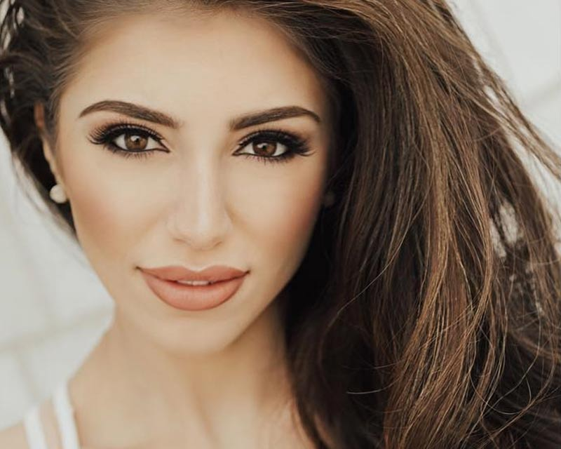 Miss Utah USA 2018 Narine Ishhanov for Miss USA 2018