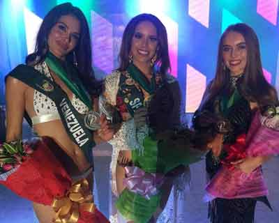 Miss Earth 2019 Special and Sponsor Awards Winners