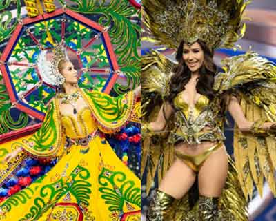 Miss Grand International 2020 Top 10 Best in National Costume finalists announced