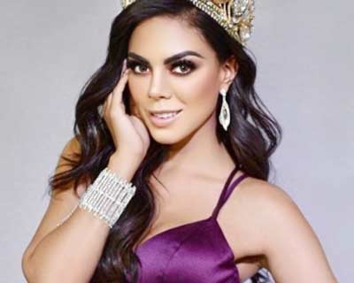 Stephanie Karam appointed Miss Earth Lebanon 2020
