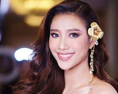 Vichitta Phonevilay crowned Miss Universe Laos 2019