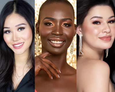 Miss Universe Canada 2020 Top 10 Hot Picks