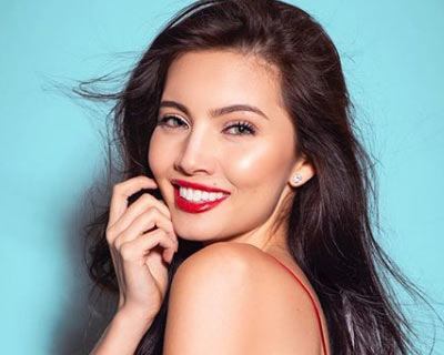 Maureen Montagne to go ahead with Binibining Pilipinas 2020 beauty pageant
