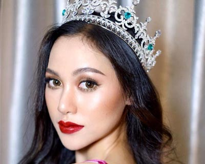 Phatthana Khidaphone to represent Laos at Miss Grand International 2020