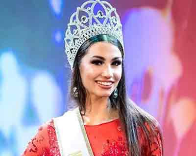 Rebecca Pace crowned Miss Supranational Malta 2019