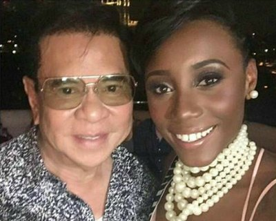 Erika Renae Creque Mistakes Chavit Singson for President Duterte