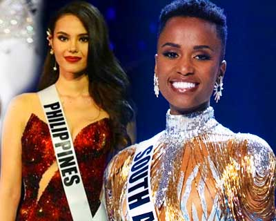 Best Top 3 Placements in Miss Universe through the decade (2010 – 2020)