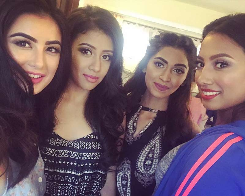 Miss Nepal 2017 queens reminisce about their reigning journey