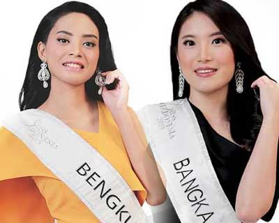 Miss Indonesia 2019 Top 10 Hot Picks by Angelopedia