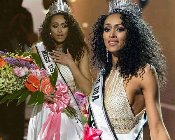 Kára McCullough Miss USA 2017 attracts criticism for her answer