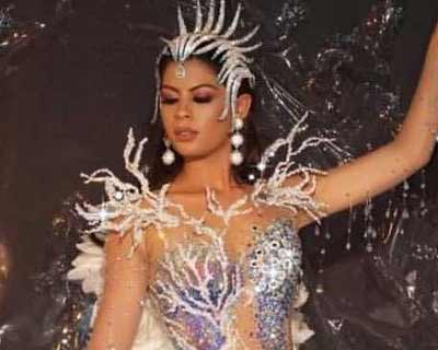 Aruba's Helen Hernandez to don 'The Goddess of the Sea' national costume at Miss Universe 2020