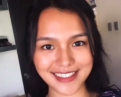 Miss Universe Philippines 2020 Top 52: Maria Niña Soriano