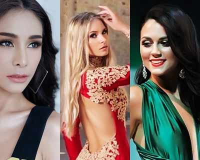 Miss Grand International 2019 3rd Hot Picks