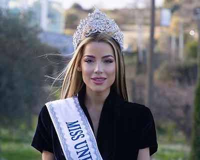 All about Miss Universe Italy 2020 Viviana Vizzini