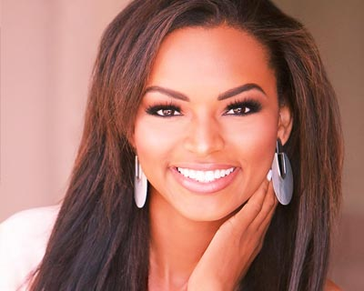 Meet Asya Branch Miss Mississippi USA 2020 for Miss USA 2020