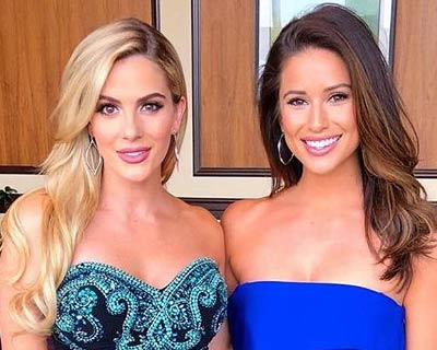 Sarah Rose Summers reunited with other beauty queens at The Global Beauty Awards Function