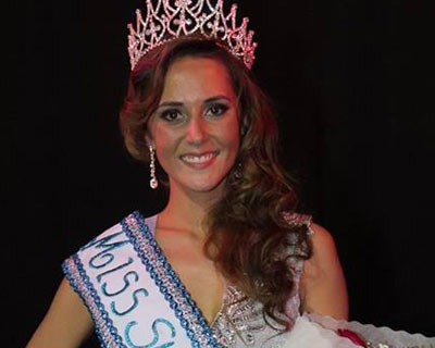 Trinidad Rendić Munizaga crowned as Miss Supranational Chile 2016