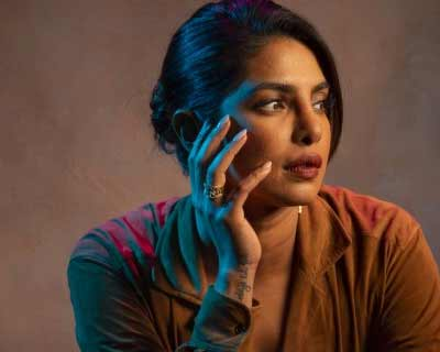 Former Miss World and a global icon Priyanka Chopra speaks about her unfinished artistic ambitions