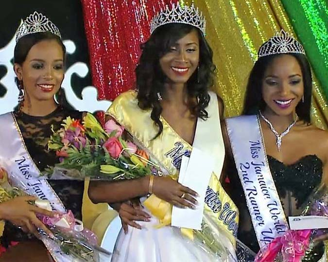 Meet the contestants of Miss World Jamaica World 2017