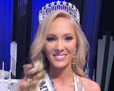Hayden Brax crowned Miss Kansas USA 2020 for Miss USA 2020