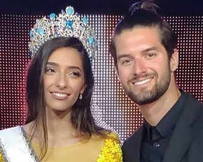 Ana García of Almeria crowned Miss World Spain 2020