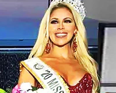 Erika Anne Turner crowned Miss US Landscapes 2020