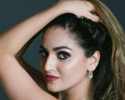 Beauty Talks with first ever Miss Universe Iran Shirin Heidari