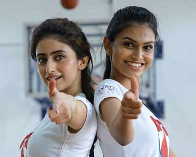 Miss India 2019 delegates arrive at Bennett University for Sports Day Event