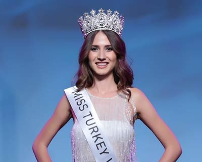 Simay Rasimoğlu crowned Miss World Turkey 2019