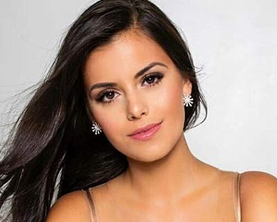 Andrea Szarvas Miss World Hungary 2018, our favourite for Miss World 2018