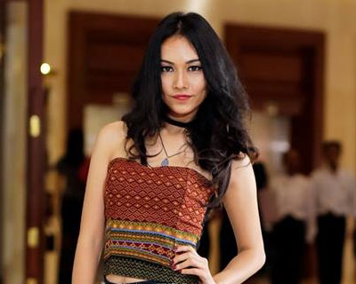 Tin Sandar Myo crowned as Miss Earth Myanmar 2017