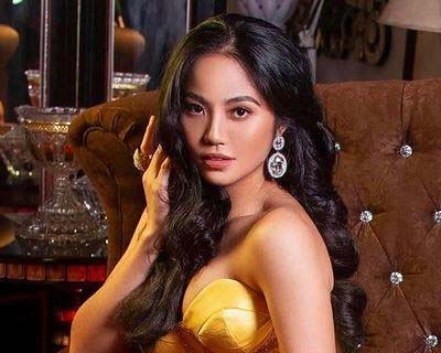 Will the first ever Miss Galaxy Philippines Andrea Endicio debut Philippines' win at Miss Galaxy 2021?