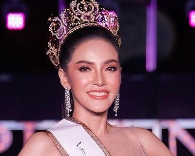 Suprang Mun Lee crowned Miss Grand Suphanburi 2020 for Miss Grand Thailand 2020