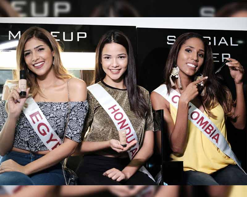 Events Schedule for Miss Asia Pacific International 2017