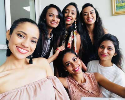 Miss Universe Mauritius 2019 Meet the Delegates