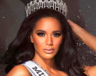 Miss Maryland USA 2020 Taelyr Robinson for Miss USA 2020 crown?