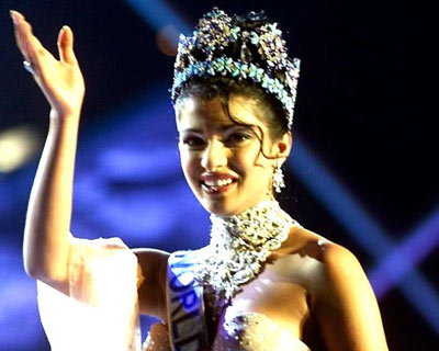 Priyanka Chopra- 18 facts for 18 years of being a beauty queen