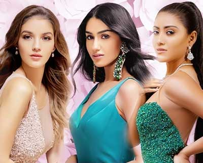 Miss International 2019 Top 10 Final Hot Picks