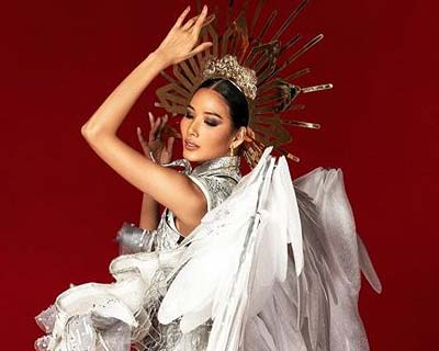 Vietnam's Hoang Thuy to wear a 'Filter Coffee with Condensed milk' inspired costume for Miss Universe 2019