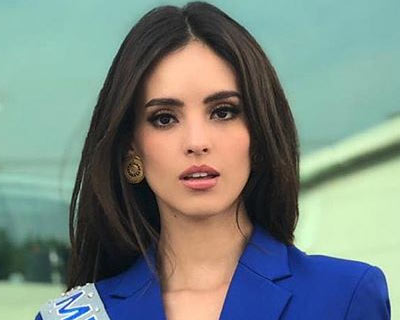 Vanessa Ponce de Leon kicks off her Miss World 2018 tour in USA